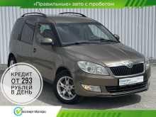 Ростов-на-Дону Roomster 2012