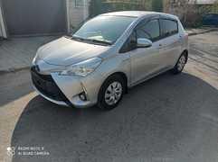 Краснодар Toyota Vitz 2017