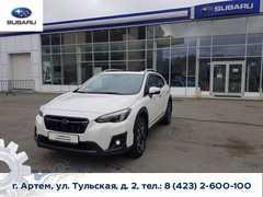 Владивосток Subaru XV 2019