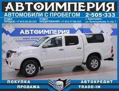 Красноярск Hilux Pick Up 2013