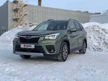 Челябинск Forester 2018