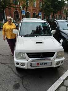Благовещенск Pajero Mini 2001