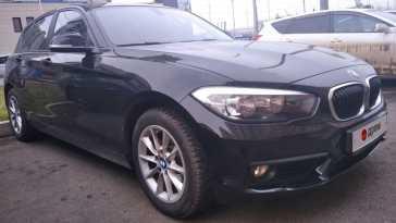 Красноярск BMW 1-Series 2016