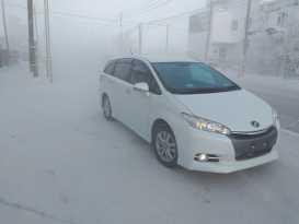 Якутск Toyota Wish 2012