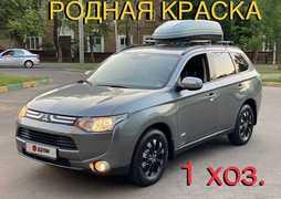Красноярск Outlander 2012