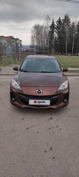 Дубна Mazda3 2012