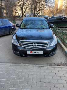 Москва Teana 2011
