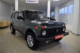 Альметьевск 4x4 2131 Нива 2012