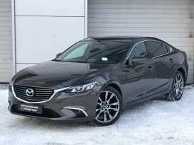 Челябинск Mazda6 2017