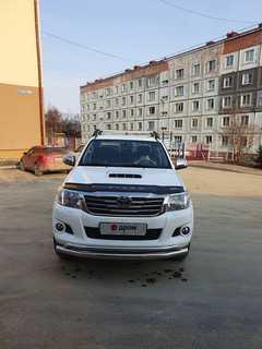 Корсаков Hilux Pick Up 2015