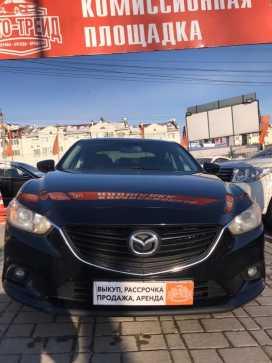 Севастополь Mazda6 2014