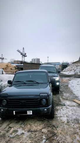 Томск 4x4 Урбан 2019