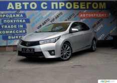 Иваново Corolla 2014