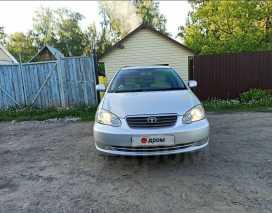 Corolla Altis 2004