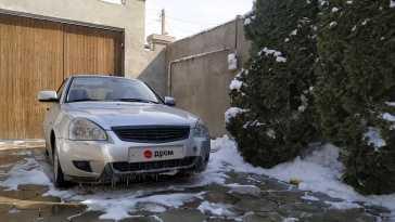 Грозный Приора 2010