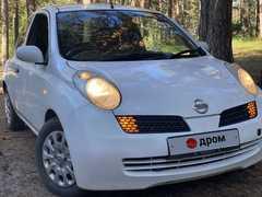Барнаул Nissan March 2003