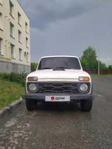 Самара 4x4 2121 Нива 1991