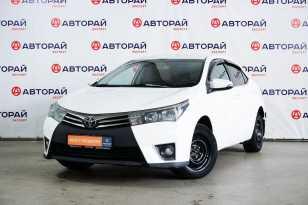 Ульяновск Corolla 2013