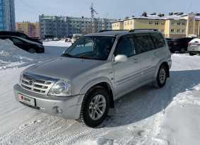 Новый Уренгой Grand Vitara 2005