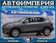 Красноярск Qashqai 2017