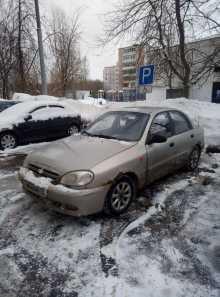 Москва Lanos 2009