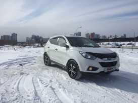 Екатеринбург ix35 2012
