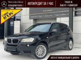 Новосибирск BMW X3 2011