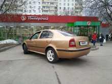 Москва Octavia 2001