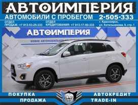 Красноярск ASX 2013
