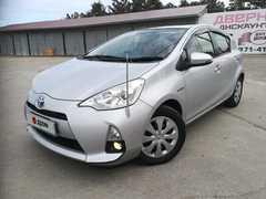 Чита Toyota Aqua 2013