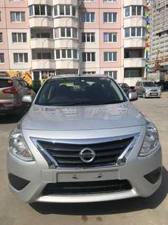 Владивосток Nissan Latio 2016
