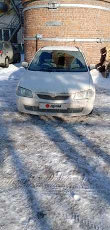 Челябинск Familia S-Wagon