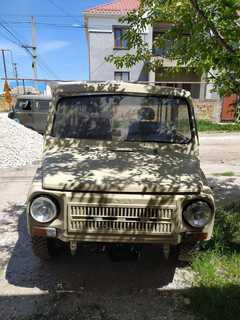 Симферополь ЛуАЗ-969 1979