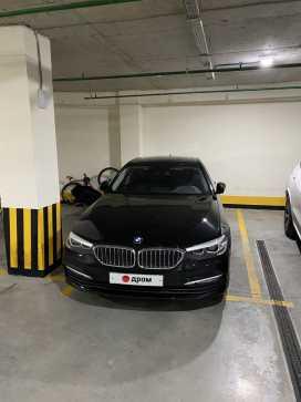 Сочи BMW 5-Series 2018