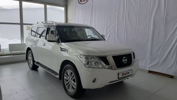 Ноябрьск Nissan Patrol 2011
