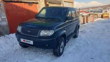 Петропавловск-Камчатский УАЗ Патриот 2011
