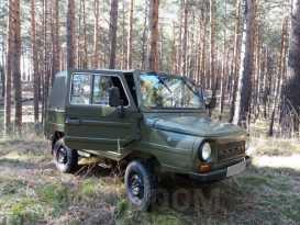 Красноярск ЛуАЗ-969 1993
