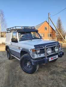 Челябинск Pajero 1988
