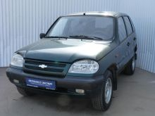 Тула Niva 2003