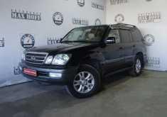 Екатеринбург LX470 2003