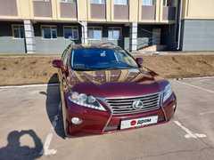 Горно-Алтайск RX350 2014