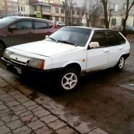 Йошкар-Ола Лада 2109 1988