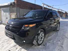 Мегет Ford Explorer 2015