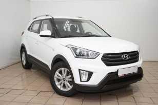 Омск Hyundai Creta 2017