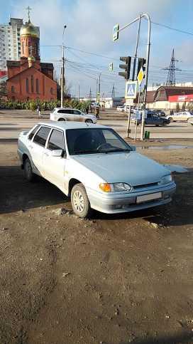 Волгоград 2115 Самара 2007