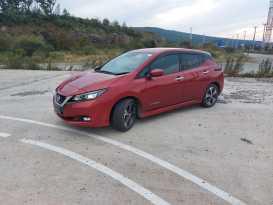 Владивосток Nissan Leaf 2017