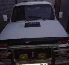 Гусиноозёрск 4x4 2121 Нива 1992