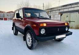 Сыктывкар 4x4 2121 Нива 2005