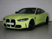 Москва BMW M4 2021