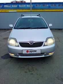 Оренбург Corolla Fielder